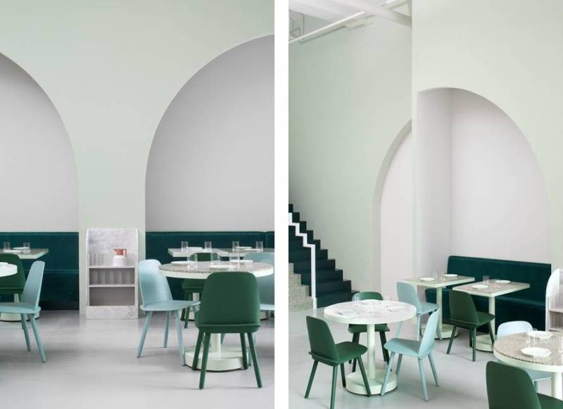 the Budapest Café by Biasol