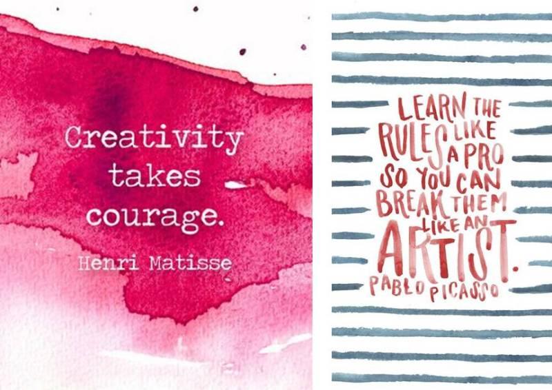 citazione creatività