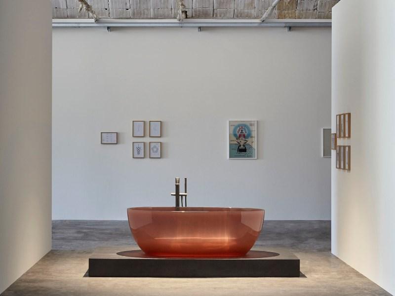 Vasca Da Bagno Ruvida : Vasche da bagno il materiale fa la differenza design lover