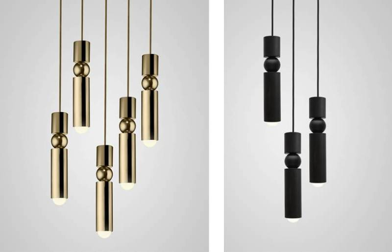 Lampada Fulcrum Lee Broom