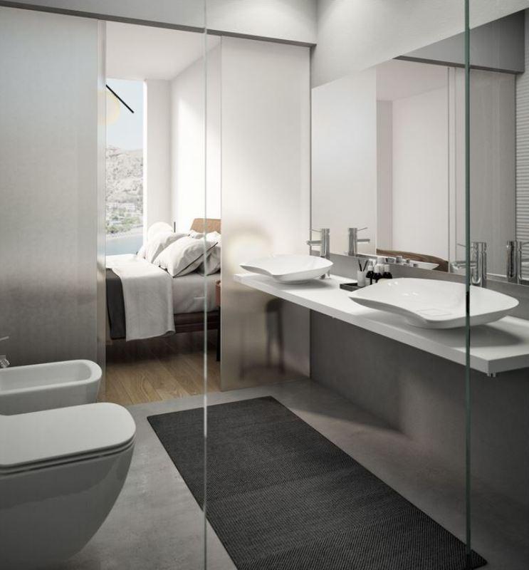 lavabo Prime di Goman