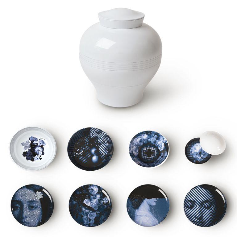 vaso scomponibile yuan ibride