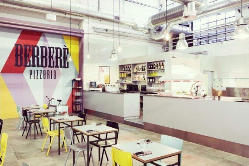 Pizzeria Berberé in Via Sestriere a Torino