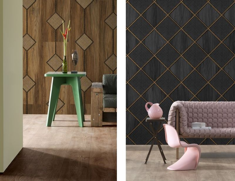 cane webbing wallpaper NLXL