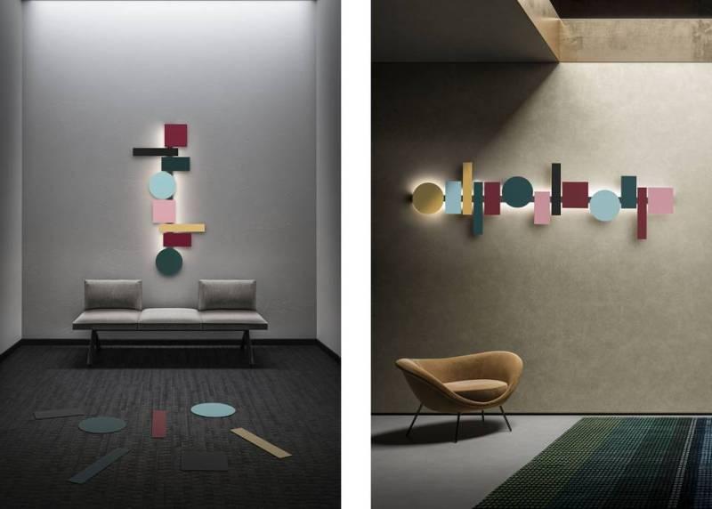 Nuove lampade Pallucco