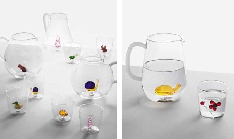 Brocche e bicchieri ichendorf milano